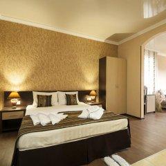 Гостиница Вавилон 3* Люкс с двуспальной кроватью фото 14