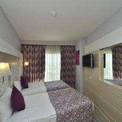 Sunmelia Beach Resort Hotel & Spa Турция, Чолакли - 3 отзыва об отеле, цены и фото номеров - забронировать отель Sunmelia Beach Resort Hotel & Spa - All Inclusive онлайн комната для гостей фото 5