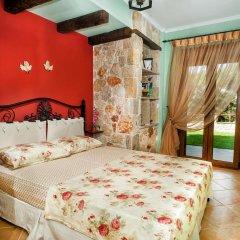 Отель Villa Pefkohori Греция, Пефкохори - отзывы, цены и фото номеров - забронировать отель Villa Pefkohori онлайн комната для гостей фото 4