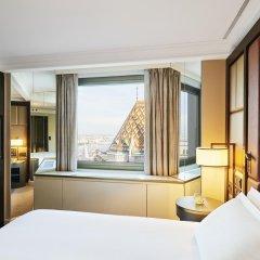 Отель Hilton Budapest 5* Полулюкс с различными типами кроватей фото 5