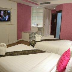 Отель Achada Beach Pattaya 3* Номер Делюкс с 2 отдельными кроватями фото 4