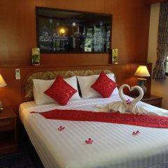 Отель Vech Guesthouse 3* Номер Делюкс разные типы кроватей фото 2