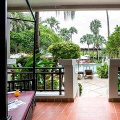 Отель Dor-Shada Resort By The Sea 5* Стандартный семейный номер с двуспальной кроватью