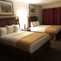 Отель Knights Inn Los Angeles Central / Convention Center Area 2* Стандартный номер с 2 отдельными кроватями фото 5
