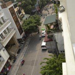 Noble Boutique Hotel Hanoi 3* Стандартный номер с различными типами кроватей фото 13