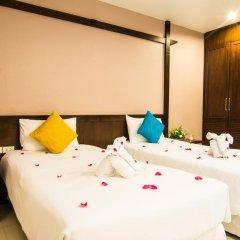 Hawaii Patong Hotel 3* Улучшенный номер с двуспальной кроватью фото 3