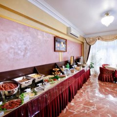 Гостиница Радуга-Престиж питание