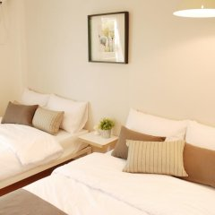 Отель The Mei Haus Hongdae 3* Номер категории Премиум с различными типами кроватей фото 2