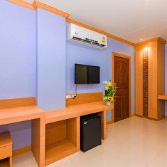 Отель Phusita House 3 2* Стандартный номер с различными типами кроватей фото 7