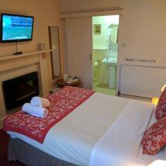 Отель The Kelvin 2* Стандартный номер фото 2
