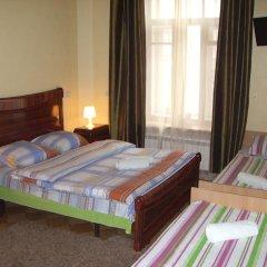 Гостиница Inga Hotels Moscow 2* Семейный номер Эконом разные типы кроватей фото 2