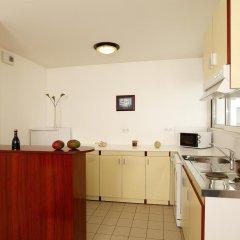 Отель Appart'City Rennes Beauregard Апартаменты с различными типами кроватей фото 3