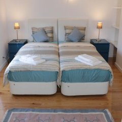 Отель Inn Chiado Стандартный номер с различными типами кроватей фото 8
