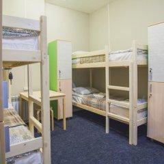 Хостел 338 Кровать в женском общем номере с двухъярусной кроватью