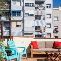 Апартаменты Sagrada Familia Apartments балкон