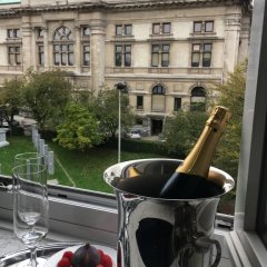 Отель Le Sud балкон