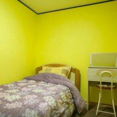 Отель Cozy Place in Itaewon Стандартный номер с различными типами кроватей фото 15