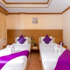 Отель Bangkok Residence 2* Улучшенный номер с двуспальной кроватью
