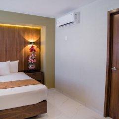 Hotel Dali Plaza Ejecutivo 2* Улучшенный номер с различными типами кроватей фото 8