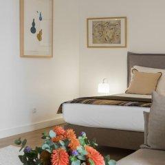 Апартаменты Lisbon Serviced Apartments Baixa Castelo Студия с различными типами кроватей фото 16