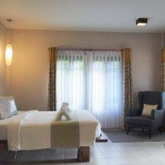 Отель Sarikantang Resort And Spa 3* Улучшенный номер с различными типами кроватей фото 6