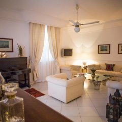 Отель Villa Angela Капачи комната для гостей фото 4