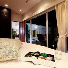 Отель Phuket Lagoon Pool Villa 4* Вилла разные типы кроватей фото 20
