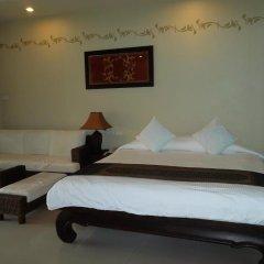 Отель Villa Thongbura 3* Студия с различными типами кроватей фото 17