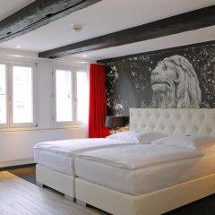 Hotel im Haus zur Hanse 3* Стандартный номер с различными типами кроватей фото 4