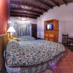 Hotel Parador Santa Cruz 2* Стандартный номер с двуспальной кроватью