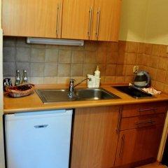 Отель Maly Krakow Aparthotel 3* Стандартный номер с различными типами кроватей фото 4