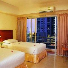 Отель Hong Residence 2* Стандартный номер с различными типами кроватей фото 3