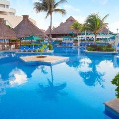 Отель Royal Solaris Cancun - Все включено Мексика, Канкун - 8 отзывов об отеле, цены и фото номеров - забронировать отель Royal Solaris Cancun - Все включено онлайн бассейн фото 15