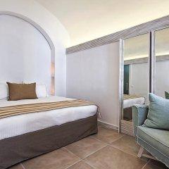 Отель Athina Luxury Suites 4* Люкс повышенной комфортности с различными типами кроватей фото 28