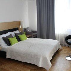 Апартаменты Bauhaus Studio Будапешт комната для гостей фото 3