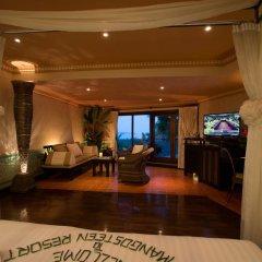 Отель Mangosteen Ayurveda & Wellness Resort 4* Президентский люкс с двуспальной кроватью