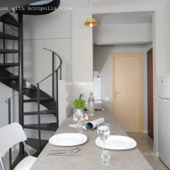 Апартаменты Live in Athens, short stay apartments в номере фото 5