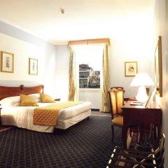 Отель Berchielli 4* Стандартный номер с различными типами кроватей фото 3