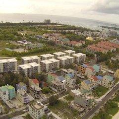 Отель Clear Sky Inn By Wonderland Maldives 3* Кровать в мужском общем номере фото 6