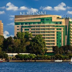 Kempinski Nile Hotel Cairo фото 4