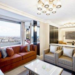 Отель Hilton Budapest 5* Полулюкс с различными типами кроватей фото 3