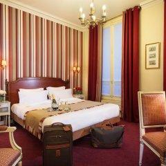 Hotel Mayfair Paris Улучшенный номер