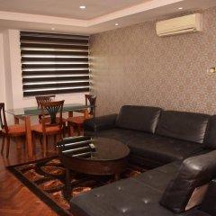Pelican Hotel Lekki 3* Номер Делюкс с различными типами кроватей фото 2