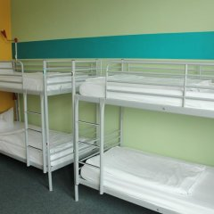 Отель St Christophers Inn Berlin Кровать в общем номере с двухъярусной кроватью фото 14