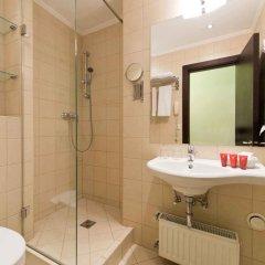 Отель Leonardo Hotel Budapest Венгрия, Будапешт - 1 отзыв об отеле, цены и фото номеров - забронировать отель Leonardo Hotel Budapest онлайн ванная