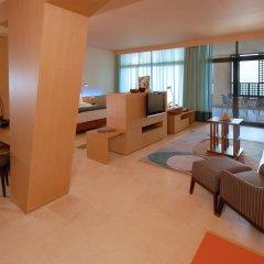 Kempinski Hotel Ishtar Dead Sea 5* Представительский люкс с различными типами кроватей