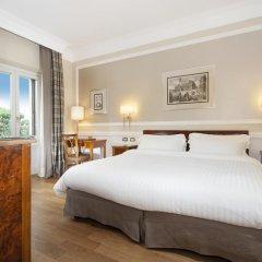 Rome Marriott Grand Hotel Flora 4* Номер Делюкс с различными типами кроватей фото 3