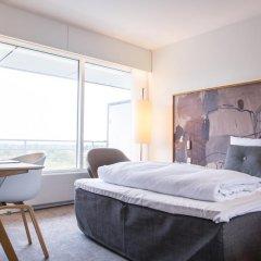 Отель Comwell Hvide Hus Aalborg Дания, Алборг - отзывы, цены и фото номеров - забронировать отель Comwell Hvide Hus Aalborg онлайн комната для гостей фото 5