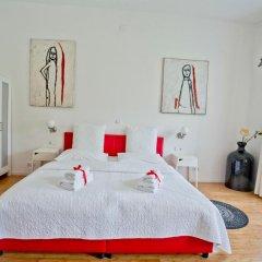 Отель Rooms Zagreb 17 4* Номер Делюкс с различными типами кроватей фото 9