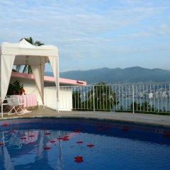 Отель Las Brisas Acapulco 4* Стандартный номер с разными типами кроватей фото 15
